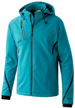 Erima Softshell Jacke Funtion Blau
