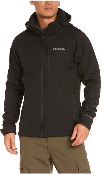 Columbia Cascade Ridge II Jacket Men Black