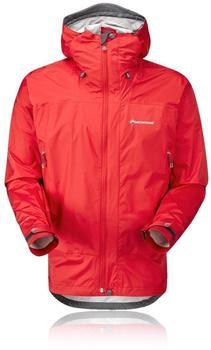 Montane Atomic Jacket Men Red