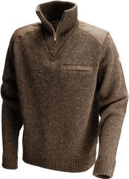 Fjällräven Koster Sweater Black Brown