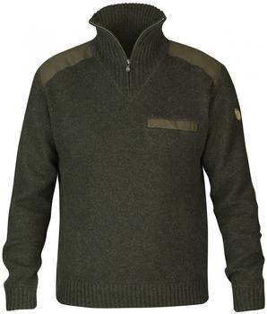 Fjällräven Koster Sweater Dark Olive