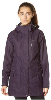 Craghoppers Madigan Long Jacket Women Dark Purple