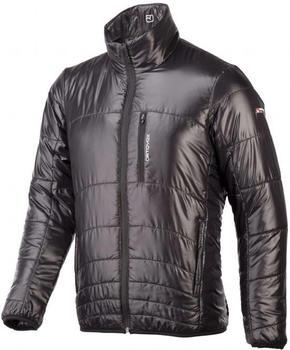 ORTOVOX Swisswool Light Jacket Piz Boval Black Raven