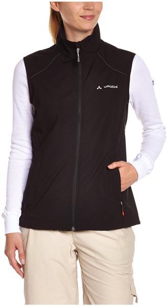 VAUDE Women's Hurricane Vest II Black