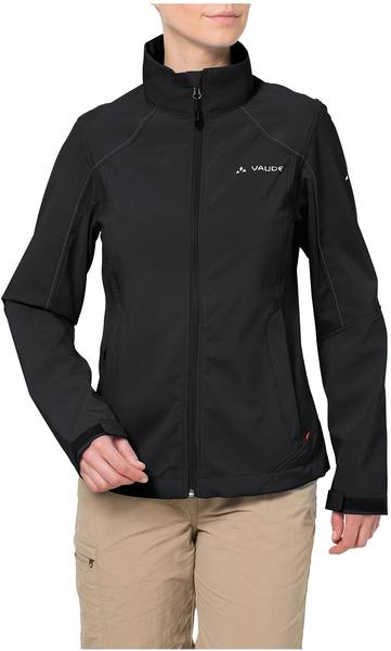 VAUDE Women's Hurricane Jacket III Black