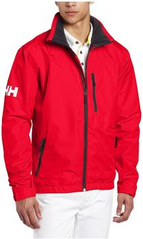 Helly Hansen Crew Midlayer Jacket Men Red