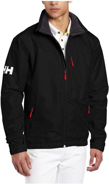 Helly Hansen Crew Midlayer Jacket Men Black