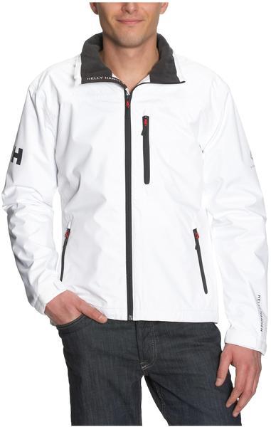 Helly Hansen Crew Midlayer Jacket Men Bright White