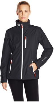 Helly Hansen Crew Midlayer Jacket Women Navy
