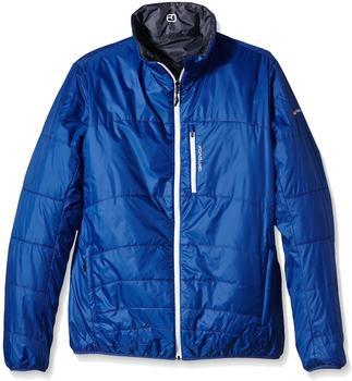 ORTOVOX Swisswool Light Jacket Piz Boval Strong Blue