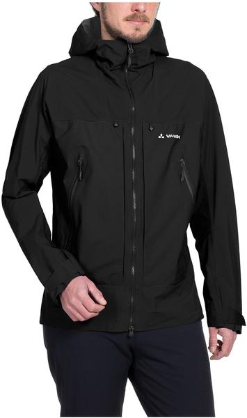 VAUDE Men's Roccia 3L Jacket black