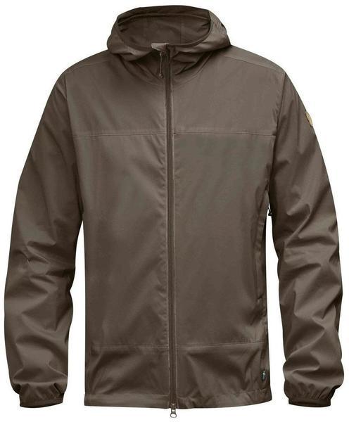 Fjällräven Abisko Windbreaker Jacket tarmac