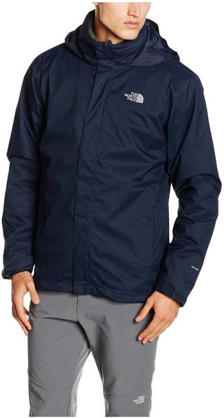 The North Face Herren Evolve II Triclimate Urban Navy