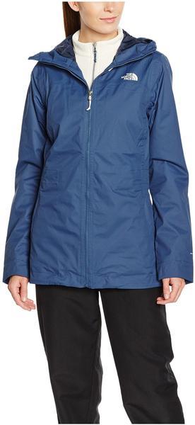 The North Face Damen Morton Triclimate Jacke shady blue