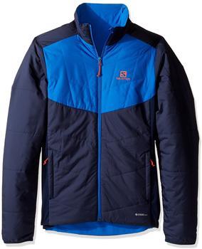 Salomon Drifter Mid Jacket M big blue-X