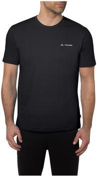 VAUDE Men's Brand Shirt black