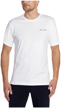 VAUDE Men's Brand Shirt white