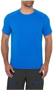 VAUDE Men's Hallett Shirt hydro blue/green