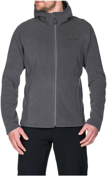 VAUDE Men's Lasta Hoody Jacket grey-melange
