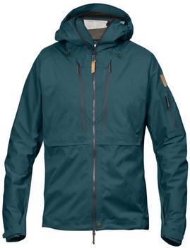 Fjällräven Keb Eco-Shell Jacket glacier green