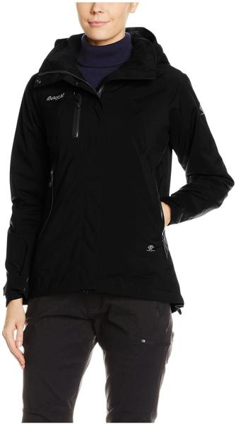 Bergans Flya Insulated Lady Jacket Black
