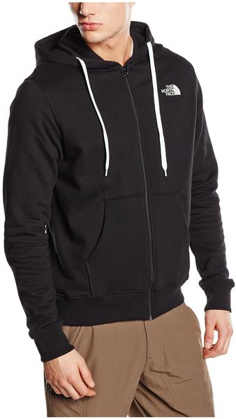 The North Face Men's Open Gate Full Zip Hoodie TNF Black