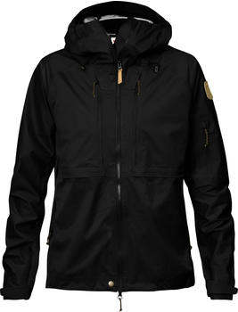 Fjällräven Keb Eco-Shell Jacket W black