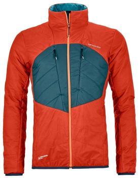 ORTOVOX Dufour Jacket M crazy orange