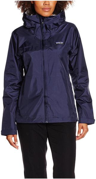 Patagonia Women's Torrentshell Jacket navy blue