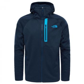 The North Face Men's Canyonlands Hoodie urban navy heather