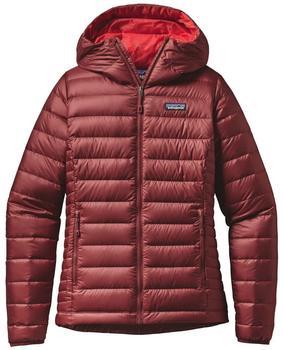 patagonia-women-s-down-sweater-hoody-drumfire-red
