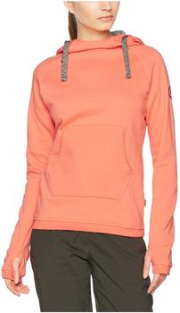 Edelrid Women's Spotter Hoody orange/beige