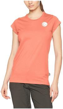 Edelrid Women's Highball T-Shirt beige/orange