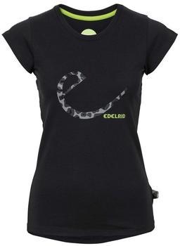 Edelrid Women's Signature T-Shirt schwarz