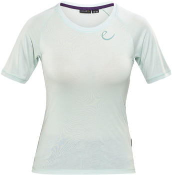 Edelrid Women's Kamikaze T-Shirt grau/türkis