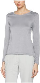 Mountain Hardwear Women's Coolhiker AC Long Sleeve T grau