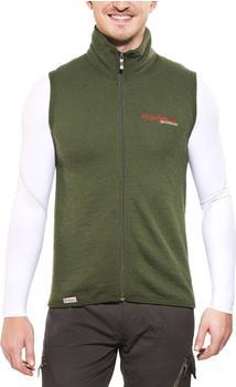 Woolpower Vest 400 green