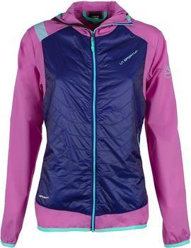 La Sportiva Task Hybrid Jacket Women iris blue/purple