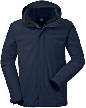 Schöffel 3in1 Jacket Turin navy blazer