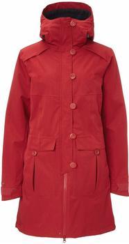 Bergans Bjerke 3in1 Lady Jacket burgundy/ dark navy