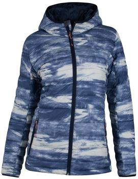 McKinley Kenny Jacket Women aop/navy/white