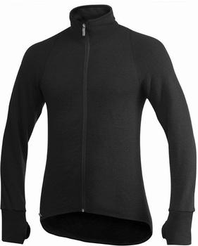 Woolpower Full Zip Jacket 600 black