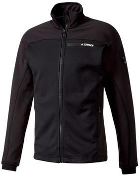 Adidas Terrex Stockhorn Fleece Jacket Men black