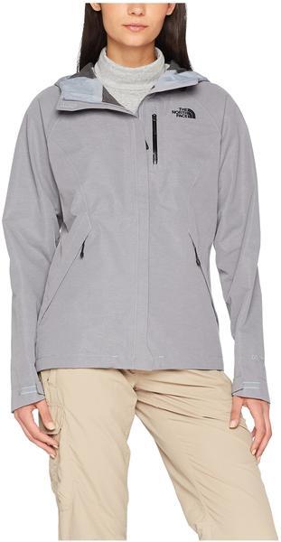 The North Face Damen Dryzzle Jacke tnf medium grey heather