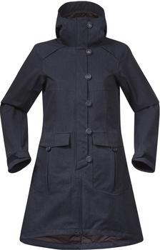 Bergans Bjerke 3in1 Lady Jacket dark navy/ cocoa melange