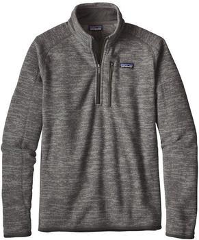 Patagonia Men's Better Sweater 1/4-Zip nickel