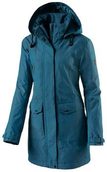 McKinley Barrow Jacket Women blue