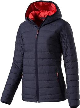 McKinley Kenny Jacket Women melange/navy dark