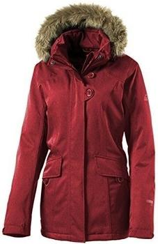 McKinley Mount Allen Jacket Women red wine