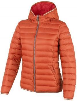 CMP Woman Jacket Zip Hood (3Z27366P) bitter/ferrari